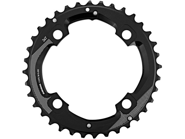 SRAM MTB - Plateau - 11 vitesses No-Pin GX 104 mm noir